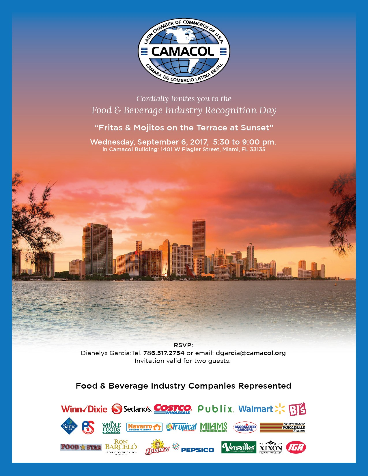 Food & Beverage Industry Recognition Day