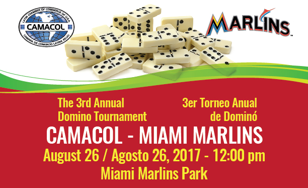 3rd Annual Domino Tournament -August 26