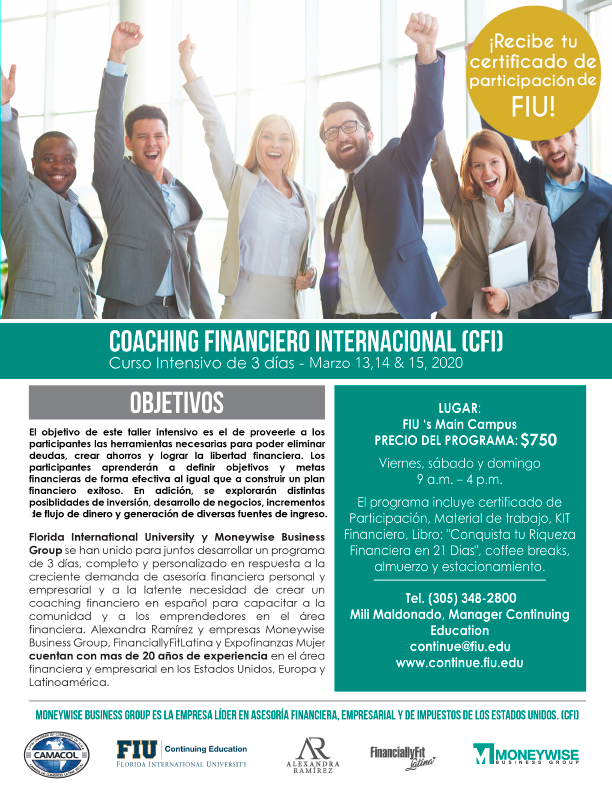 Coaching Financiero Internacional